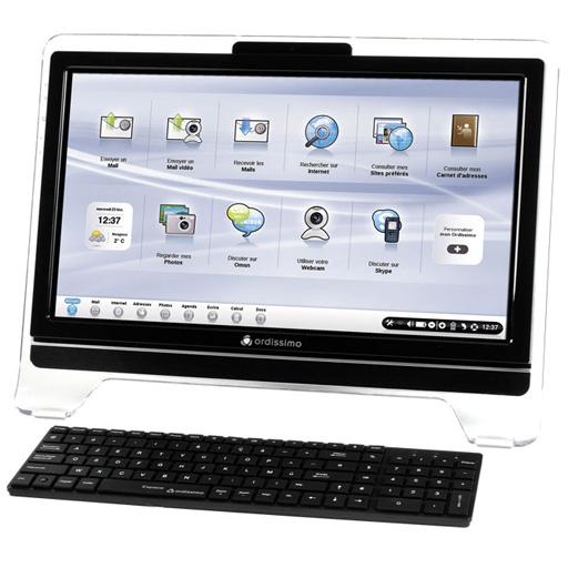 ordinateur facile ordissimo cran tactile 20 39 39. Black Bedroom Furniture Sets. Home Design Ideas