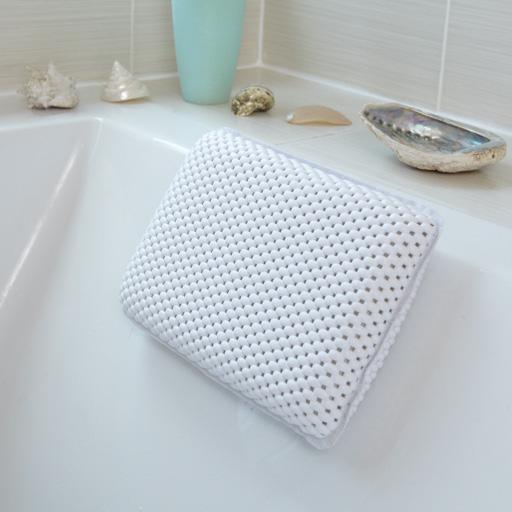 oreiller de bain imperm able. Black Bedroom Furniture Sets. Home Design Ideas