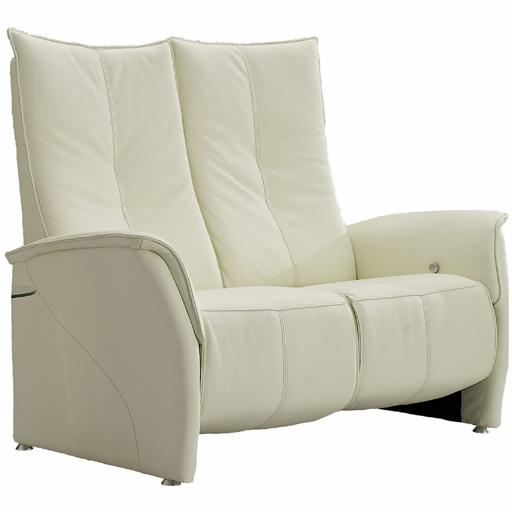 canap relax en cuir manuel cotelit t ti re r glable. Black Bedroom Furniture Sets. Home Design Ideas
