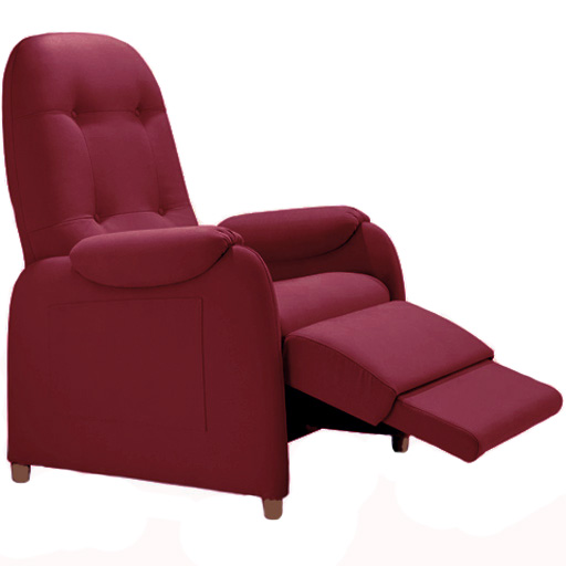 fauteuil releveur de relaxation microfibre 3 moteurs everstyl. Black Bedroom Furniture Sets. Home Design Ideas