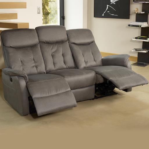 fauteuil releveur 3places 2 moteurs. Black Bedroom Furniture Sets. Home Design Ideas
