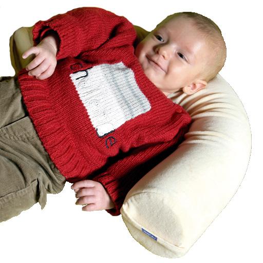 Coussin flexible à mémoire de forme cale bébé
