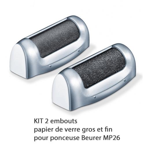 Kit recharge pour Ponceuse Beurer MP26