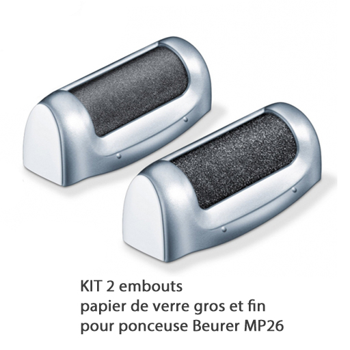 Kit recharge pour Ponceuse Beurer MP26