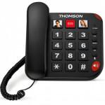 Téléphone Fixe grosses touche son amplifié THOMSON