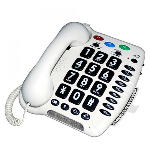 Téléphone Fixe son amplifié Geemarc CL100
