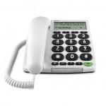 Téléphone Fixe son amplifié avec écran Doro Hear Plus 313ci
