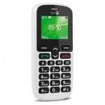 Téléphone Portable Doro Simplifié Blanc