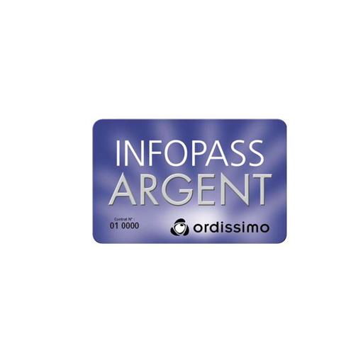 Carte Infopass Argent Assistance Ordinateur Ordissimo