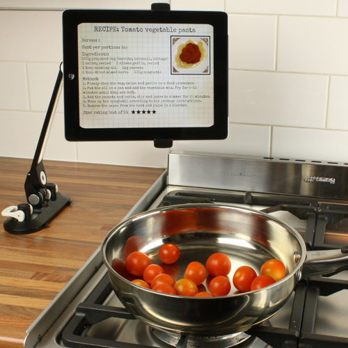 support orientable pour tablette numérique