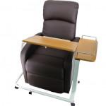 Table de lit inclinable et réglable spécial fauteuil