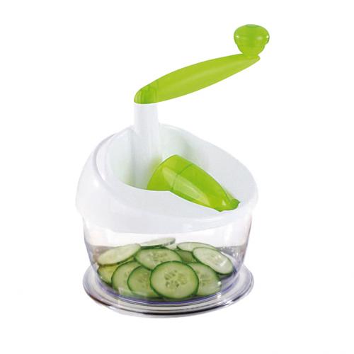 Moulin pour trancher et pour râper les légumes