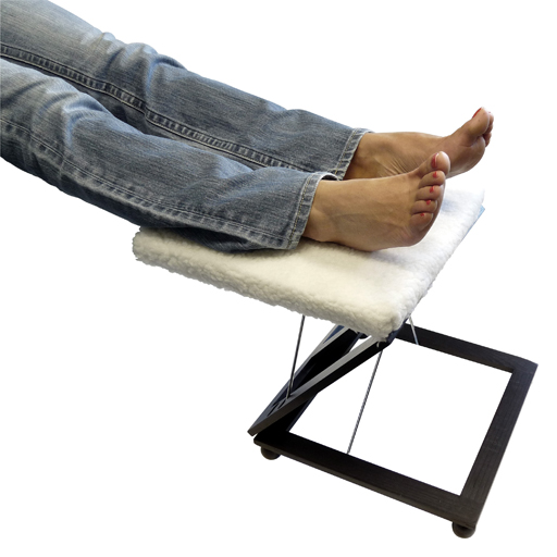 Repose-pieds multi positions