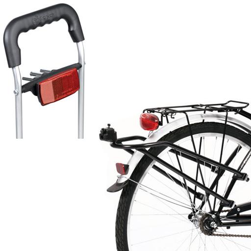 Kit spécial vélo chariots de courses Andersen