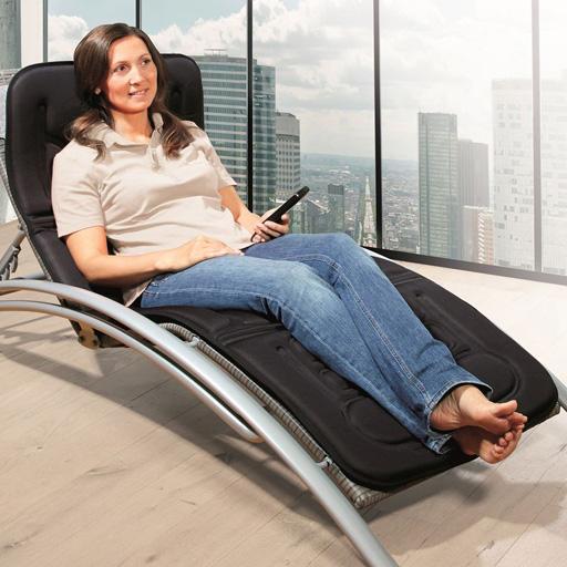 Matelas de Massage électrique chauffant 165 cm