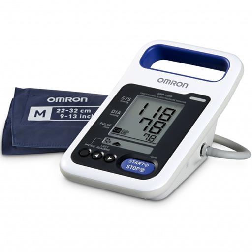 Tensiomètre professionnel OMRON HBP 1300 + 4 brassards