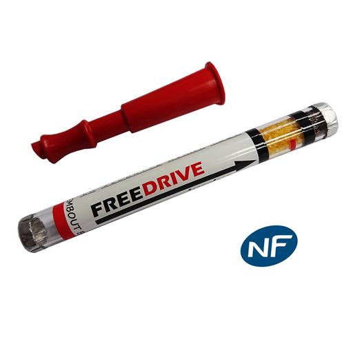 Lot de 20 Ethylotest / Alcotest jetable normes NF