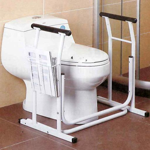 Support de maintien WC
