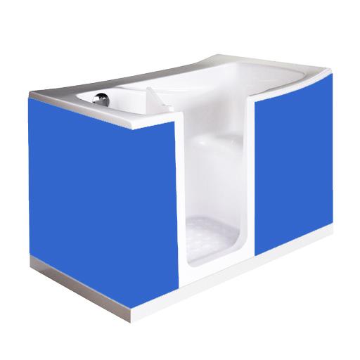 Baignoire Siège Porte, couleurs et dimensions sur mesure