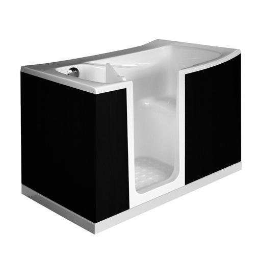 baignoire sabot porte disanit cote eden couleur au choix. Black Bedroom Furniture Sets. Home Design Ideas
