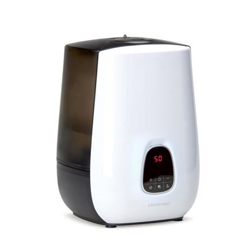 Humidificateur d'air à vapeur froide ou chaude surface jusqu'à 80 m2