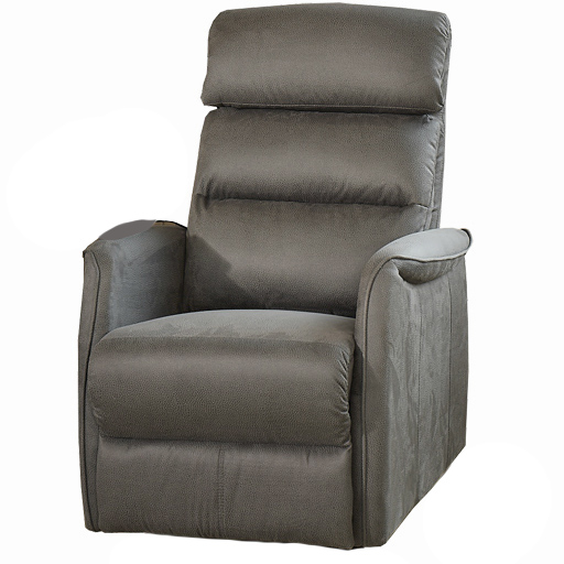 fauteuil relaxation en microfibre avec un dossier ergonomique. Black Bedroom Furniture Sets. Home Design Ideas