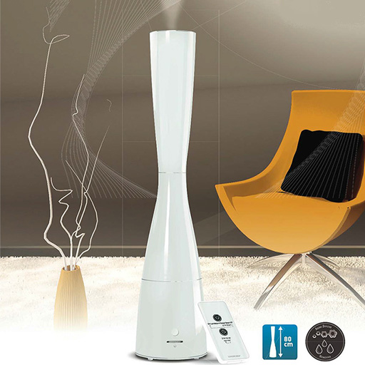 humidificateur d 39 air et diffuseur d 39 ar me jusqu 39 30 m2. Black Bedroom Furniture Sets. Home Design Ideas