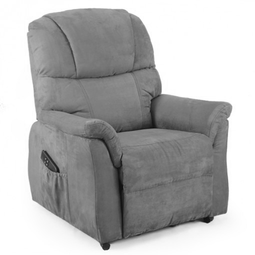 fauteuil releveur relaxant microfibre 2 moteurs 24 kilos m3. Black Bedroom Furniture Sets. Home Design Ideas