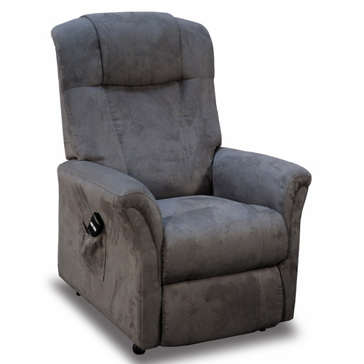 fauteuil lit relax 2 moteurs qualitatifs en microfibre douce. Black Bedroom Furniture Sets. Home Design Ideas