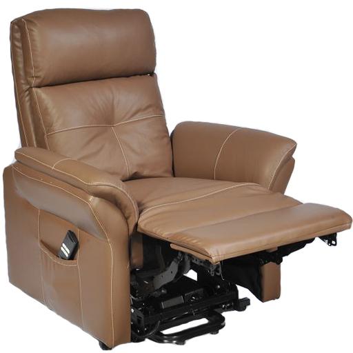 fauteuil releveur relaxant cuir 2 moteurs. Black Bedroom Furniture Sets. Home Design Ideas