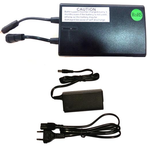 Batterie Rechargeable pour Fauteuil sans fil Senyortis ou Medtrade