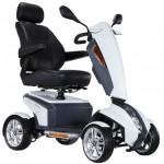 Scooter Electrique Heartway 13 km/h autonomie 35km
