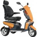 Scooter Electrique Heartway 3 roues 13 km/h autonomie 45km