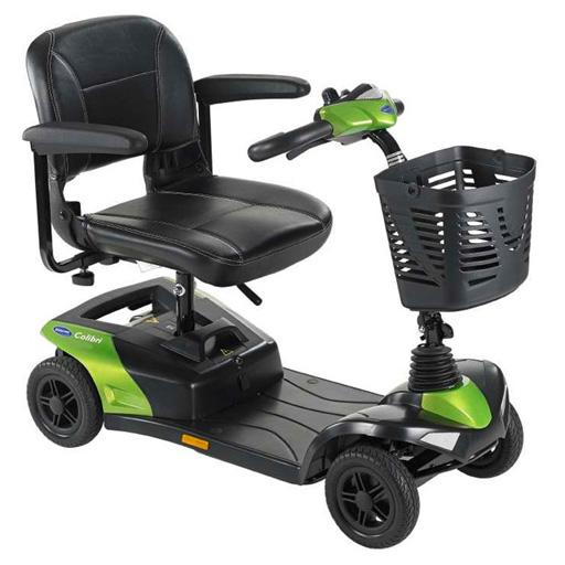Scooter Electrique portable Invacare 8 km/h Autonomie 16km
