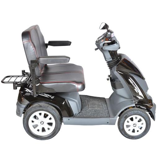 Scooter Electrique Heartway 2 places autonomie 40 km