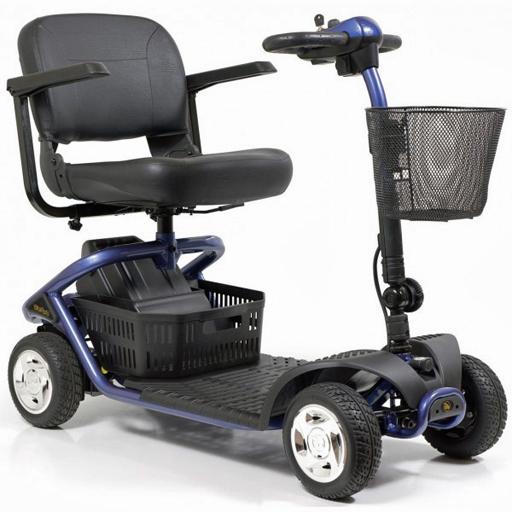 Scooter Electrique portable Golden tech 8km/h Autonomie 20km