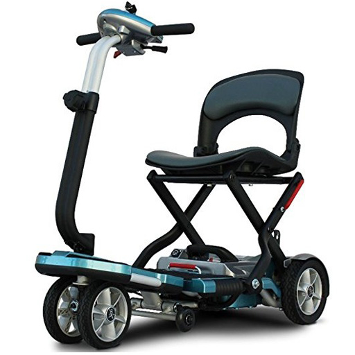 Scooter Heartway pliant 5 km/h Autonomie 20km léger 27kg