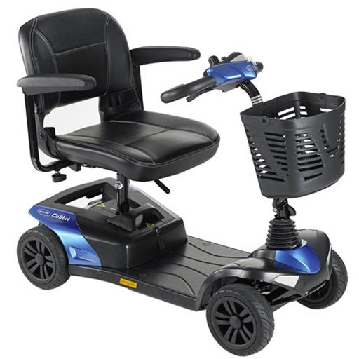 Scooter Electrique portable Invacare 8 km/h Autonomie 11km