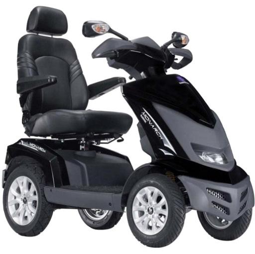 Scooter Electrique Heartway hautes roues 15 km/h autonomie 40km