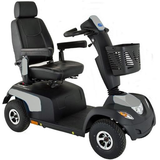 Scooter Electrique Invacare 15 km/h Autonomie 55km