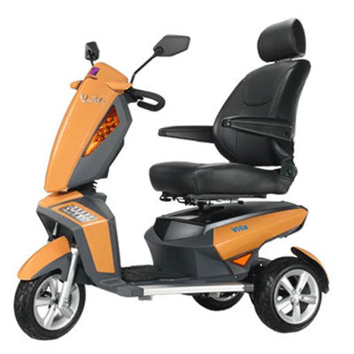 scooter electrique heartway 3 roues 13 km h autonomie 45km. Black Bedroom Furniture Sets. Home Design Ideas