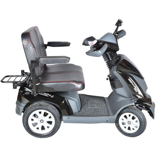 scooter electrique heartway 2 places autonomie 40 km. Black Bedroom Furniture Sets. Home Design Ideas