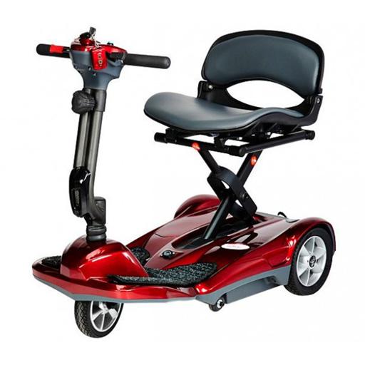 Scooter pliant automatique Heartway 6 km/h Autonomie 10km ultra léger 19kg