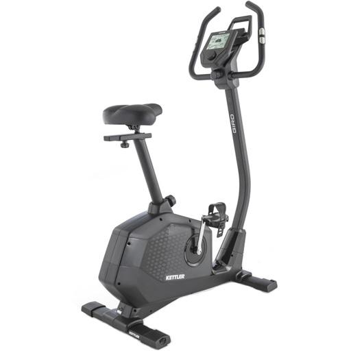 Vélo d'appartement magnétique motorisé inertie 8kg