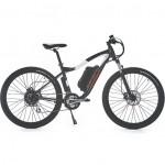 Vélo Cross Electrique NEOMOUV Autonomie 100km 7vit. cadre 48 cm