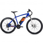 Vélo Cross Electrique NEOMOUV Cron 500Wh Autonomie 100km 7vit. cadre 44 cm