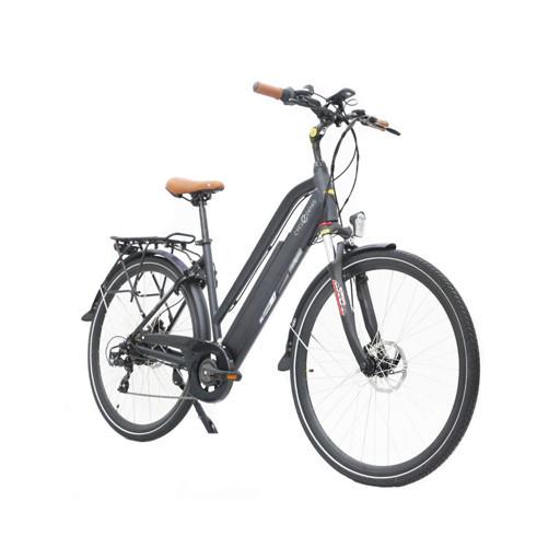 Vélo Electrique CYCLEDENIS roues 28 freins disc bat.invisible 522Wh Auto.100km