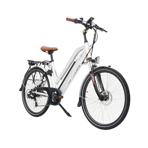 Vélo Electrique CYCLEDENIS roues 26 freins disc bat.invisible 522Wh Auto.100km