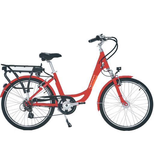 Vélo Electrique NEOMOUV Fac 580Wh 16Ah gamme 2018 Autonomie 105km