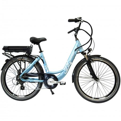 Vélo Electrique NEOMOUV Car 480Wh 13Ah Autonomie 85km